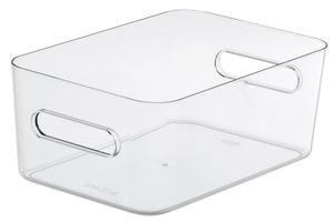 SmartStore Aufbewahrungsbox COMPACT CLEAR M 5,3 Liter transparent