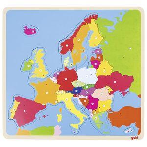 Puzzle Europa, per St