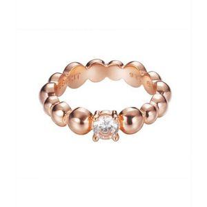 Esprit ESRG92321C180 Solo pellet rose Damen Ring