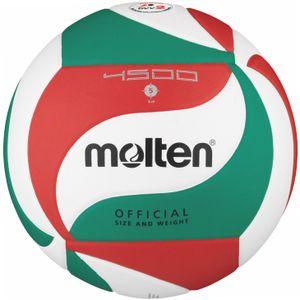 MOLTEN V5M4500-DE weiß/grün/rot