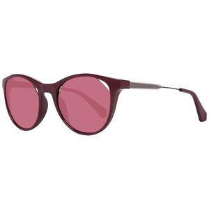 Calvin Klein Sonnenbrille Unisex Burgunder