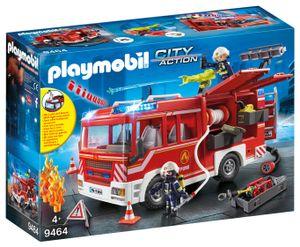 PLAYMOBIL City Action 9464 Feuerwehr-Rüstfahrzeug