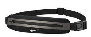 NIKE 9038/219 Nike Slim Waistpack 2 3059 082 BLACK/BLACK/SILVER -