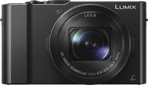 Panasonic Lumix DMC-LX15 Digitalkamera schwarz
