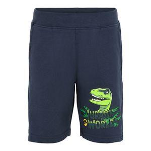 LEGO Wear Jurassic World M12010129 Shorts Grau - Jungen, Größe:122