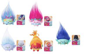 Hasbro Trolls Mini-Plüschfiguren (Motivauswahl) Troll Dj Suki