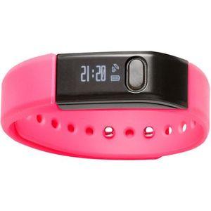 "Denver BFA-10PI Fitnessarmband mit Bluetooth 4.0 (Android/iOS) pink ""wie neu"""