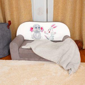 Kindersofa Kindersessel Minisofa Klappsofa Kindercouch Kindermöbel Modell 3