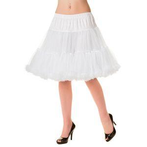 Dancing Days Petticoat - Walkabout Weiß XS/S