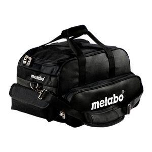 Metabo Werkzeugtasche Black Edition Taschenunterteilung Schultergurt 657043000