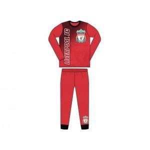 Liverpool FC Kinder Pyjama BS1898 (7-8 Jahre (128)) (Rot)