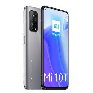 "Xiaomi Mi 10T 6GB 128GB Lunar Silver Handy 6,67"" 64Mpx 5G EU Smartphone"