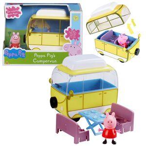 Auswahl Fahrzeuge | Peppa Wutz | Peppa Pig | Mit Figur und Zubehör, Figur:Wohnmobil