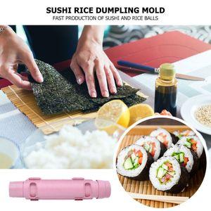 Küche Gadgets Sushi Maker Roller Reis Mold Bazooka Gemüse Fleisch Roll Werkzeug für Haushalt Küche Einfache Supplies