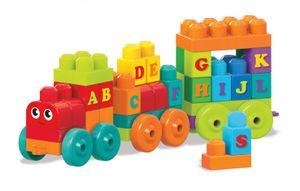 Mega Bloks ABC Lernzug