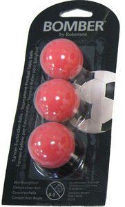 Kickerball Bomber Robertson Farbe rot