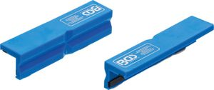 BGS 3046 Schraubstock-Schutzbacken, Kunststoff, 125 mm, 2-tlg.