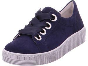 Gabor Damen Sneaker blau 23.330.18 : 9