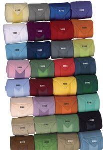 Polarfleecebandagen, Farbe:6300 mittelblau, Größe:300 cm