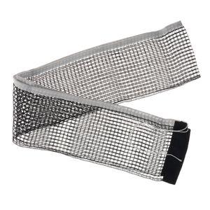 Nylon Pong Tischtennisnetz Ersatznetz Schwarz 182 X 15 Cm