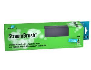 StreamBrush® Flaschenbürste für 0,6 Liter Glas Sodastream Flaschen