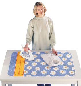 Bügeldecke für Tisch Bügelunterlage Mehrfarbig Margie