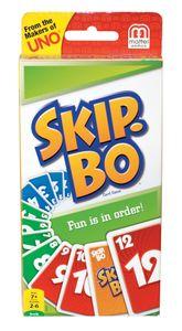 Skip-Bo im Thekendisplay