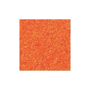 Farbsand, Dekosand 0,5mm orange 1kg im Beutel (1,95€ / kg) Season
