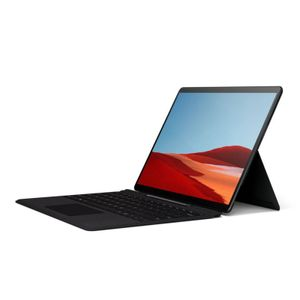 MICROSOFT Surface Pro X / 16 GB / 256 GB SSD / LTE, Farbe:Schwarz