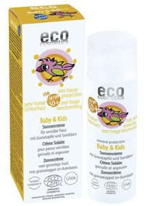 eco cosmetics Baby & Kids Sonnencreme LSF 50+ - 50 ml
