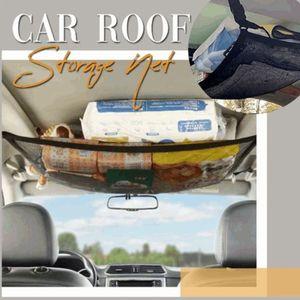 Multifunktionale Auto-Aufbewahrungstasche, Car Top Debris Toy Net Aufbewahrungstasche LZD201201038