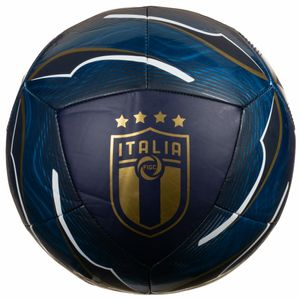 Puma Italien Icon Fußball EM 2021 Zielgruppenunabhängig dunkelblau / gold 5