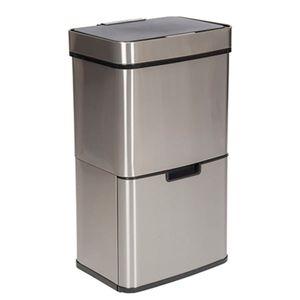 Trebs Mülleimer mit Sensor 65 L 99347