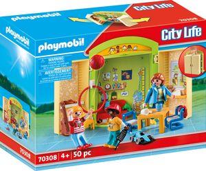 "PLAYMOBIL, Spielbox ""Im Kindergarten"", City Life, 70308"