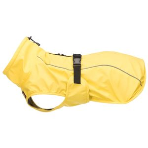 TRIXIE Hunde-Regenmantel Vimy S 40 cm Gelb
