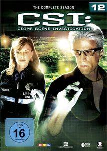 CSI: Crime Scene Investigation 12 (DVD) Min: 970DD5.1WS   Las Vegas Season 12