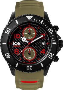 Ice Watch Ice-Carbon Big Big Herren Chronograph khaki/schwarz CA.CH.BKA.BB.S.15
