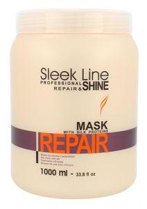 STAPIZ Sleek Line Maske mit Seide Repair 1000 ml