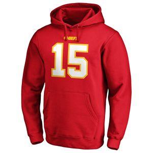 Kansas City Chiefs NFL Hoody #15 Patrick Mahomes