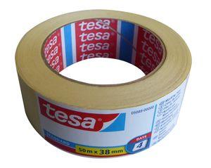 Tesa Malerband 50mx38mm Kreppband Malerkrepp Abklebeband Abdeckband Klebeband