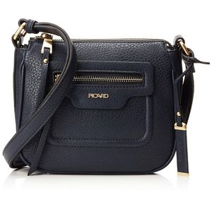 PICARD Be Nice Crossover Bag Navy