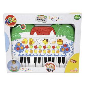 Simba ABC-Tierstimmen-Keyboard