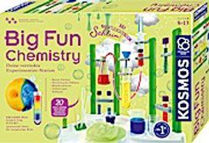 Kosmos Experimentierkasten Big Fun Chemistry