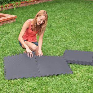 INTEX 29084 Bodenschutz-Matte (Puzzle) 8 Stück, 1,9m²