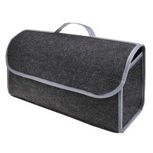 ProPlus kofferbaktas 15,5 Liter Polyester Schwarz / grau