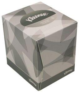 Kimberly Clark Kosmetiktücher, Würfel-Box, KLEENEX (KC 8834)