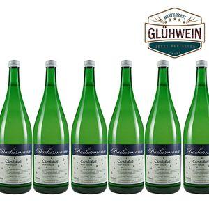 Glühwein Weiß Weingut Dackermann 'Candidus'  (6 x 1,0l)