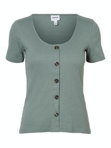 Vero Moda Damen T-Shirt 10229727 Laurel Wreath