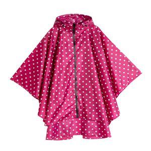 Uni Regenmantel Wiederverwendbar Regenponcho Wasserdicht Outdoor Regencape Regenbekleidung Regenjacke Wandern Camping Angeln Reisen