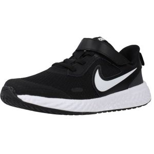 Nike Revolution 5 (Psv) Black/White-Anthracite 31.5
